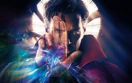Preview wallpaper Doctor Strange, Marvel hero