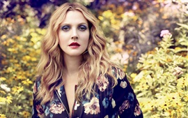 Preview wallpaper Drew Barrymore 01