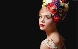 Preview wallpaper Elle Fanning 13