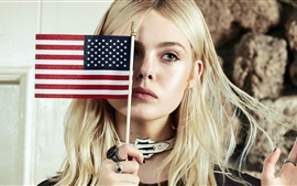 Preview wallpaper Elle Fanning 14