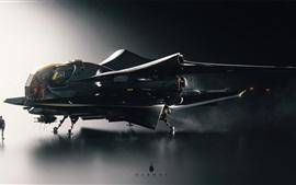 avion Future, le design créatif