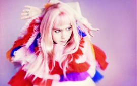 Preview wallpaper Grimes 01