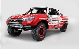 Preview wallpaper Honda Ridgeline Baja Race Truck