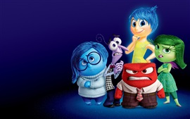 Preview wallpaper Inside Out 2015