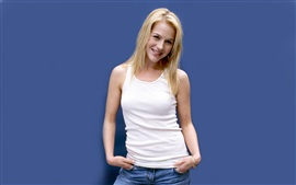 Preview wallpaper Julie Benz 01