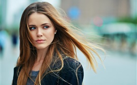 Preview wallpaper Kristina Bazan 05