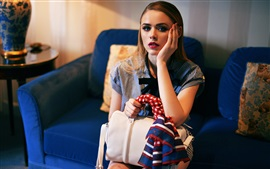 Preview wallpaper Kristina Bazan 06