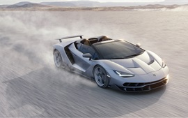 Preview wallpaper Luxury supercar, Lamborghini Centenario Roadster