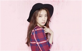 Preview wallpaper Park Shin Hye 07