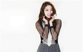 Preview wallpaper Park Shin Hye 08