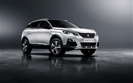 Preview wallpaper Peugeot 3008 GT Line SUV car