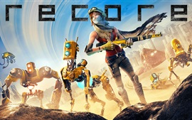 Preview wallpaper Recore PS4 games