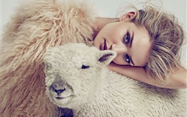 Preview wallpaper Rosie Huntington-Whiteley 08