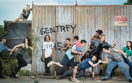 Shameless, séries de TV