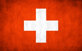 Preview wallpaper Switzerland flag