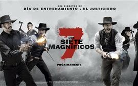 Preview wallpaper The Magnificent Seven HD