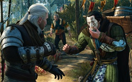 The Witcher 3: Wild Hunt, juego captura de pantalla