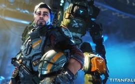 Aperçu fond d'écran Titanfall 2 E3 jeux 2016