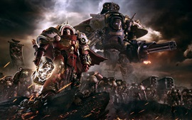 Preview wallpaper Warhammer 40K: Dawn of War III