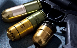 Preview wallpaper Weapon, ammunition, gun