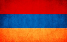 Preview wallpaper Armenia flag