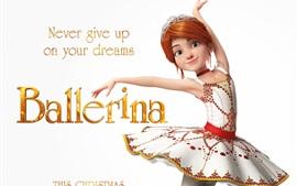 Preview wallpaper Ballerina cartoon movie 2016
