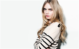 Preview wallpaper Cara Delevingne 04