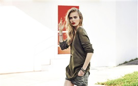 Preview wallpaper Cara Delevingne 06