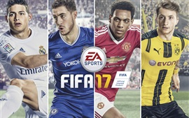 Preview wallpaper FIFA 17 EA games