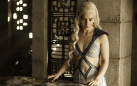 Aperçu fond d'écran Game of Thrones, Daenerys Targaryen