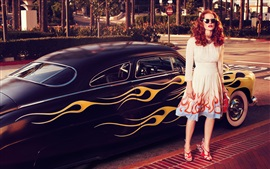 Preview wallpaper Jessica Chastain 02
