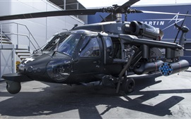 Preview wallpaper Multipurpose helicopter, Black Hawk
