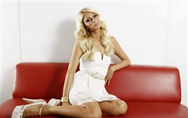 Preview wallpaper Paris Hilton 02