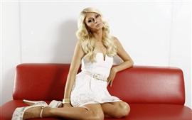 Aperçu fond d'écran Paris Hilton 02