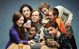 Preview wallpaper TV series, Shameless