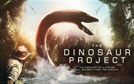 Preview wallpaper The Dinosaur Project