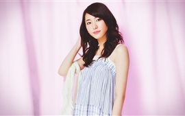 Preview wallpaper Aragaki Yui 01