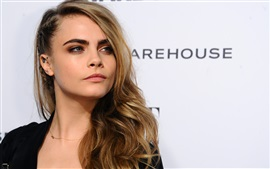 Preview wallpaper Cara Delevingne 13