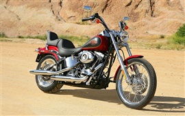 Preview wallpaper Harley Davidson motorcycle