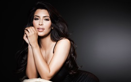 Preview wallpaper Kim Kardashian 01