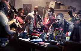 Preview wallpaper Left 4 Dead 2 PC games