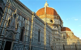 Preview wallpaper Santa Maria del Fiore Cathedral, Italy, Florence