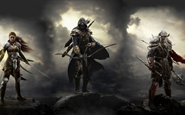 Preview wallpaper The Elder Scrolls Online, Xbox games