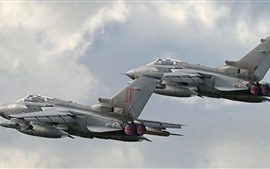Preview wallpaper Tornado GR4 fighters