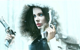 Preview wallpaper Underworld: Blood Wars 2016, Kate Beckinsale