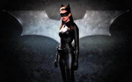 Preview wallpaper Anne Hathaway, Catwoman