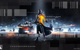 Preview wallpaper Assassin's Creed and Battlefield 4