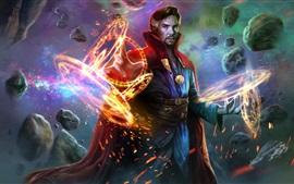Aperçu fond d'écran Docteur Strange, tableau d'art