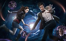 Preview wallpaper Doctor Who, TV series HD