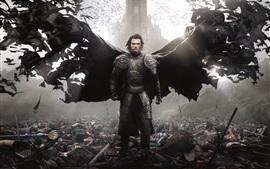 Aperçu fond d'écran Dracula Untold, Luke Evans